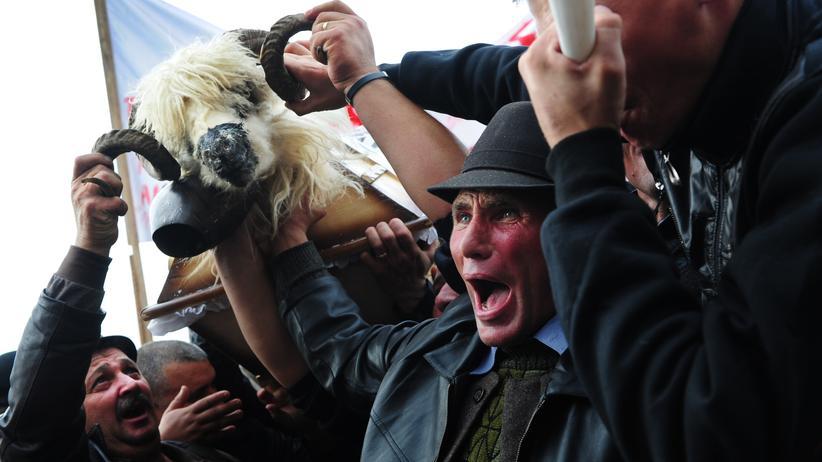 Rumänien: Das Grollen der Hirten