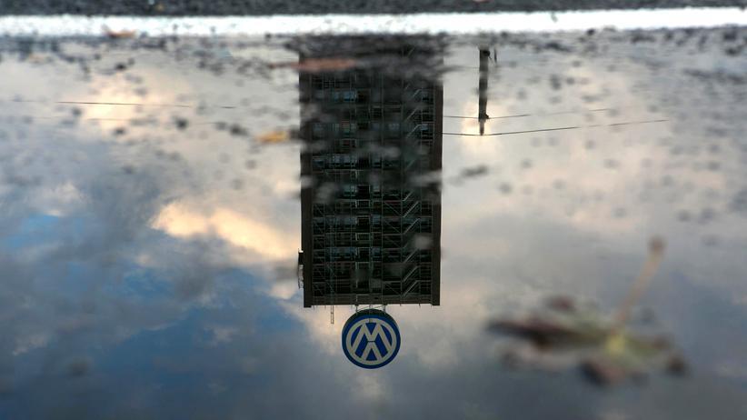Die Hauptzentrale des Volkswagenkonzern ins Wolfsburg
