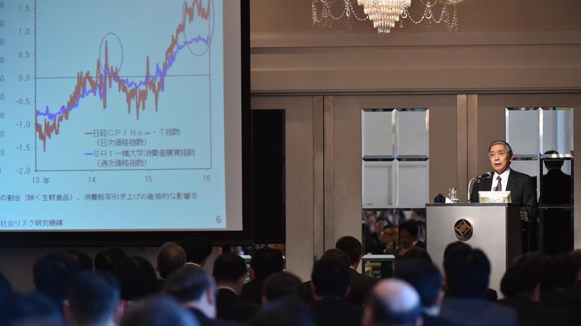 Zinsen: Von Japan zu lernen ist keine gute Idee