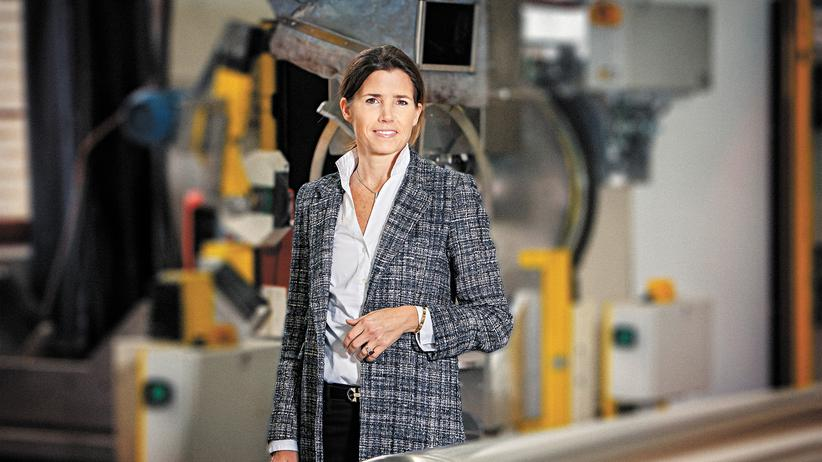 Karin Exner-Wöhrer: Frau Chefin. Na und?
