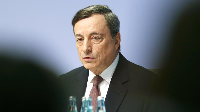 Mario Draghi EZB