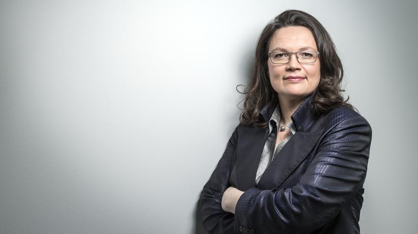 EU-Ausländer: Am Donnerstag hat Andrea Nahles (SPD) angekündigt, den Sozialhilfeanspruch von Ausländern aus anderen EU-Staaten zu beschränken.