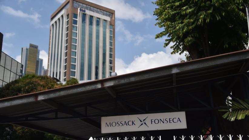 Sitz der Großkanzlei Mossack Fonseca in Panama-Stadt