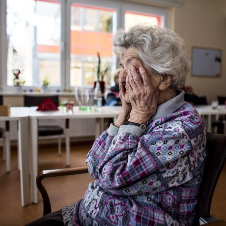 Pflege: Extrem pflegebedürftig