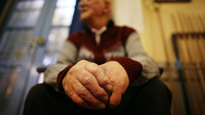 """Rente: """"Wir brauchen eine Umverteilungsdebatte"""""""