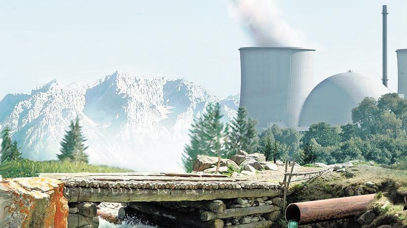 Nachhaltigkeit: Mit der Schweiz verbindet man oft eine unberührte Natur. Vieles an umweltschädlicher Produktion ist ins Ausland verlagert worden.