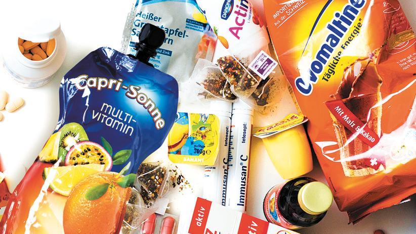 Lobbyismus: Auch diese Produkte enthalten künstliche Vitamine.