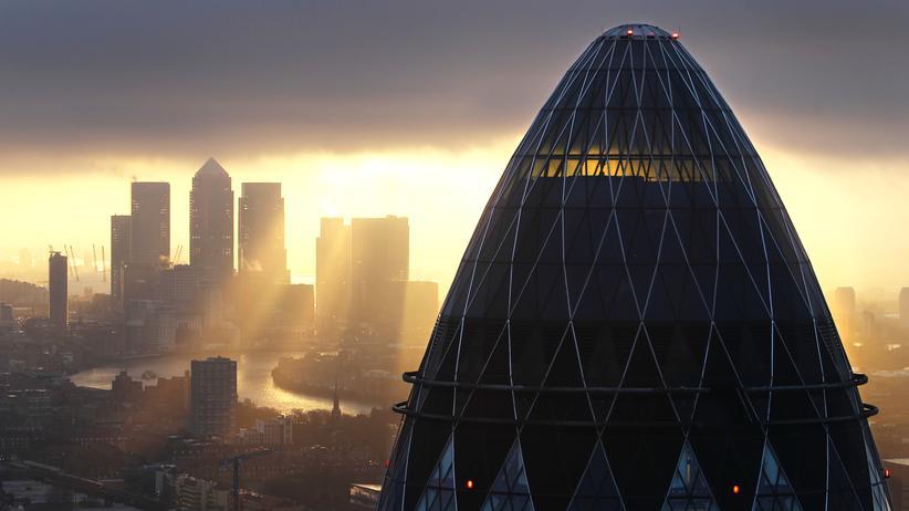 Brexit: Vielleicht schon bald kein Teil mehr der Europäischen Union: die britische Hauptstadt London
