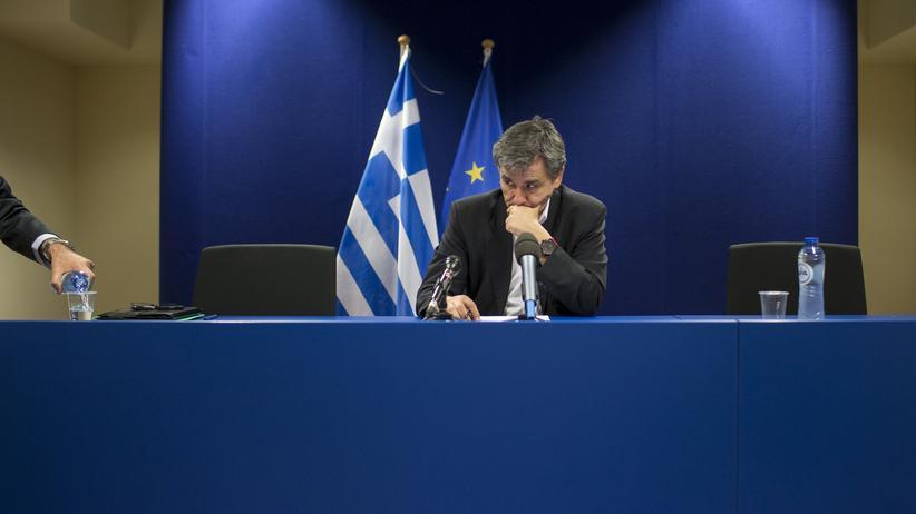 Griechenland: Ziemlich viel Zweckoptimismus