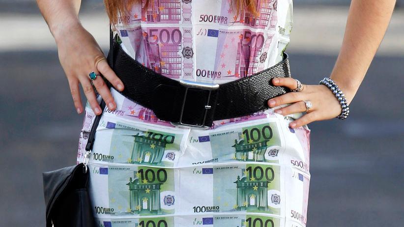 Bargeld: Bitcoin statt Euro