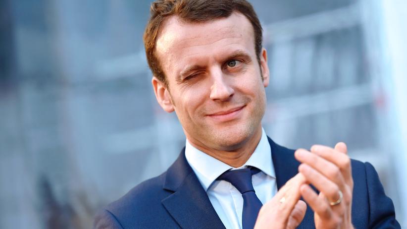 Emmanuel Macron: Frankreichs Wirtschaftsminister und möglicher Präsidentschaftskandidat Emmanuel Macron