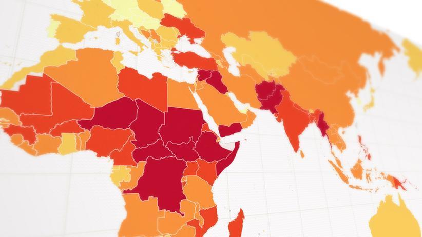 Humanitäre Hilfe: Milliarden, die die Welt braucht