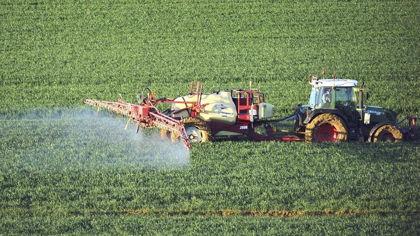 Glyphosat Landwirtschaft