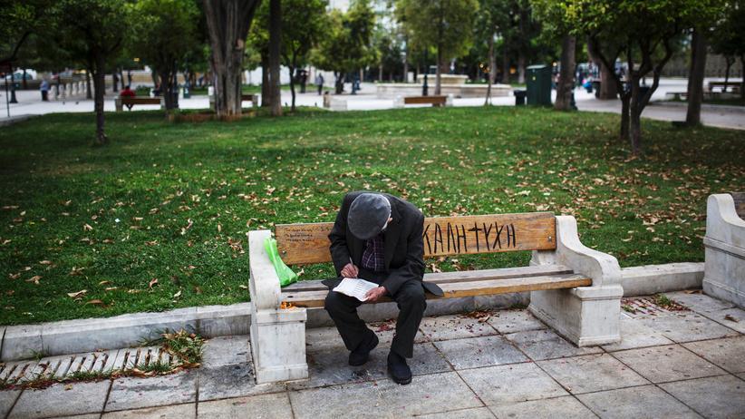 Schuldenkrise: Eurogruppe einigt sich auf neue Hilfen für Griechenland