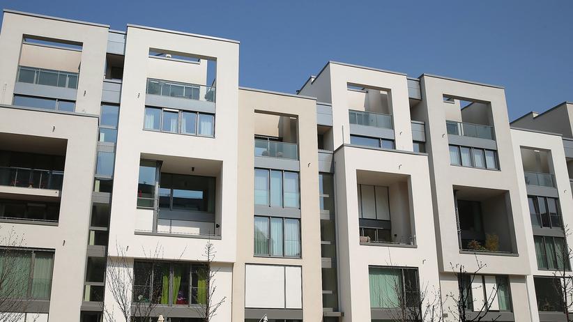 Immobilien: Neubauwohnungen im Berliner Stadtteil Prenzlauer Berg