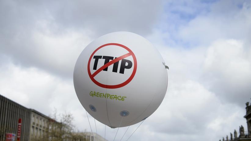 TTIP bei Deutschen immer unbeliebter.