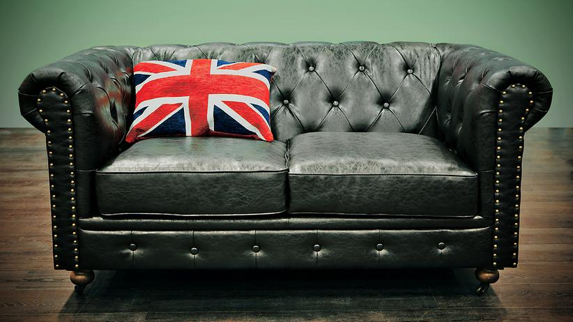 Brexit: Eine verängstigte Nation auf der Couch