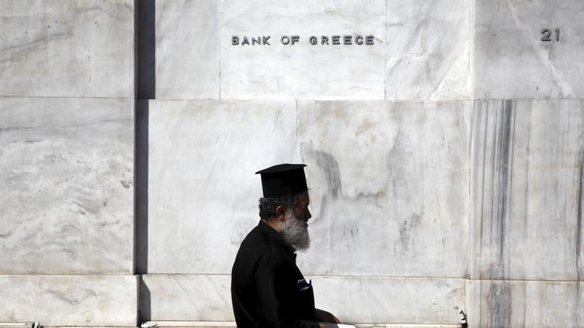 Griechenland: EZB öffnet Banken Zugang zu billigem Notenbankgeld