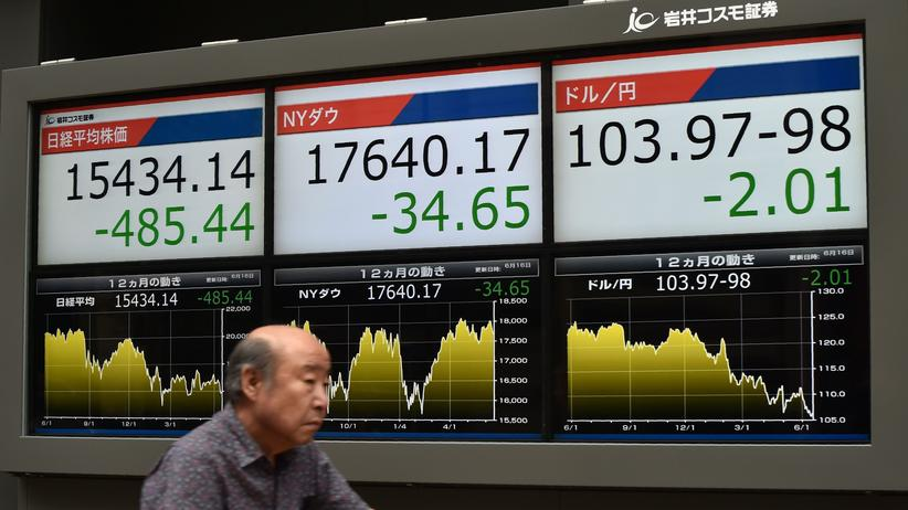 Japan: Es wird eng