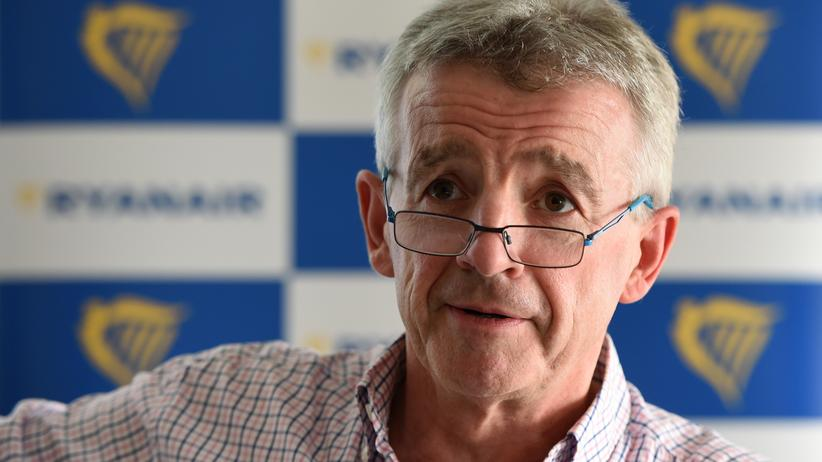 Ryanair: Ryanair-Chef Michael O'Leary
