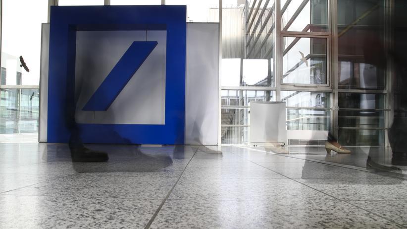 Steuerbetrug: Die Deutsche Bank: Frühere Mitarbeiter haben nach Ansicht eines Gerichts Steuerbetrug ermöglicht.