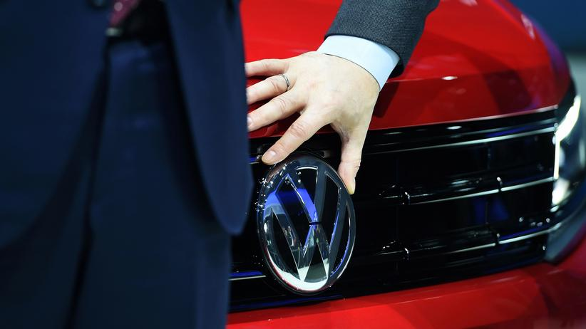 Ein Volkswagen Tiguan GTE Active Concept SUV