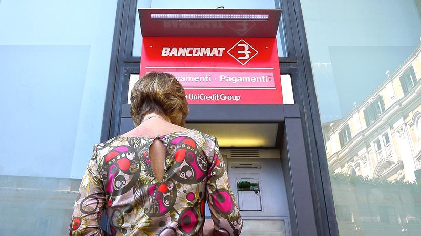 Banken Stresstest Europa Italien