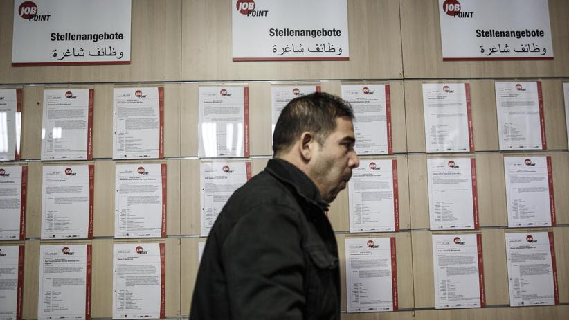 fluechtlinge, arbeitsmarkt, deutschland