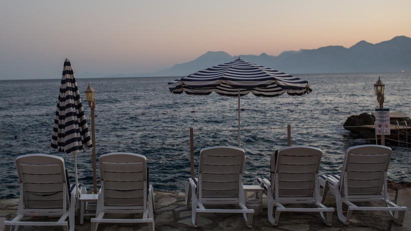 Putschversuch: Ein Ferienresort in Antalya