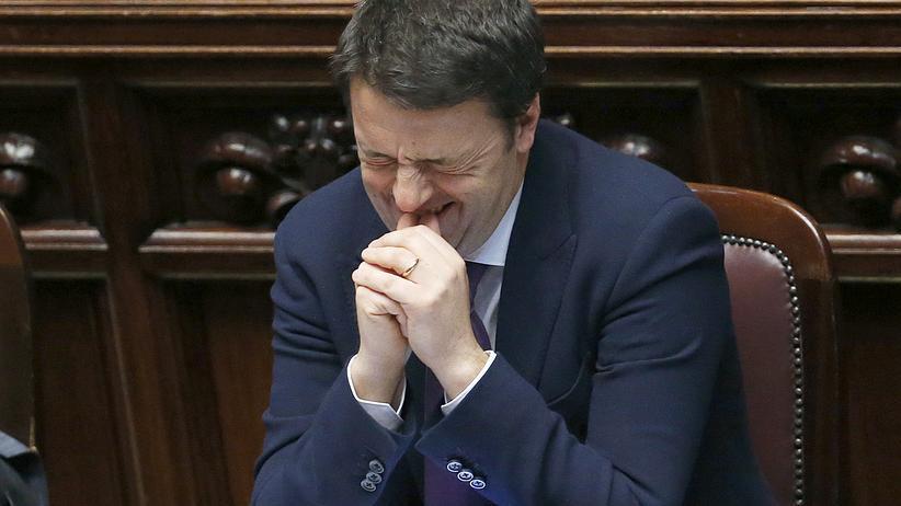 Italien: Rettungsplan für Renzi