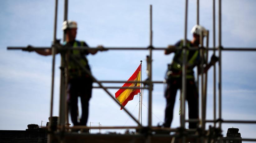 Spanien: Arbeitslosigkeit sinkt auf tiefsten Stand seit Herbst 2009