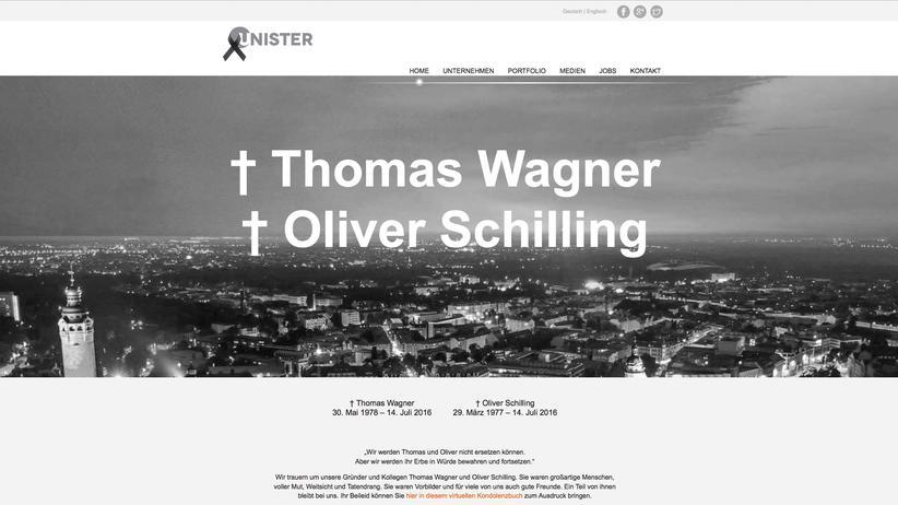 Thomas Wagner: Unister meldet Insolvenz an