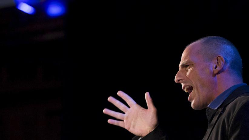 Euro-Krise: Yanis Varoufakis