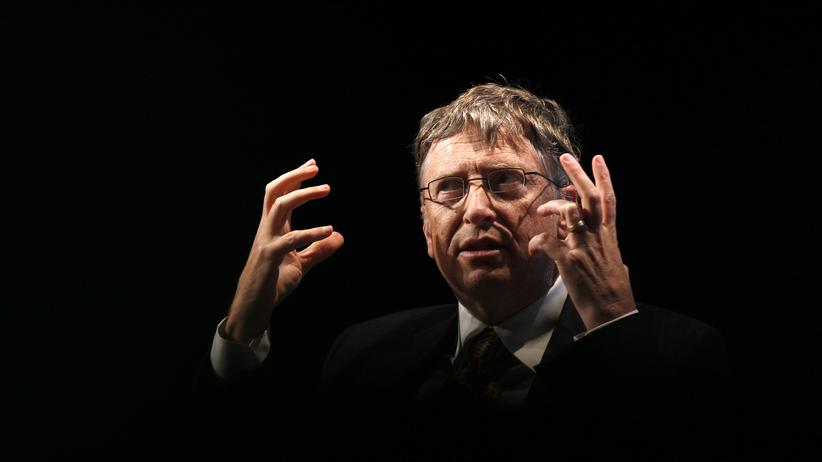 Milliardäre: Bill Gates
