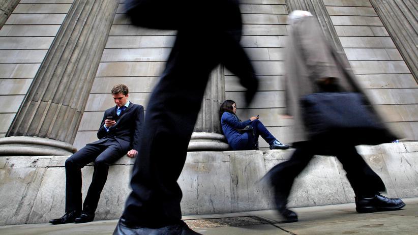 Großbritannien: Britische Notenbank senkt Leitzins auf Rekordtief