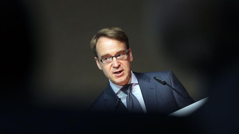 """Jens Weidmann: """"Wir brauchen eine stärkere Entkopplung von Banken und Staaten"""""""