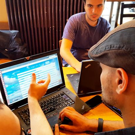 Bureaucrazy: Programmieren haben die Bureaucrazy-Entwickler erst in Deutschland gelernt.