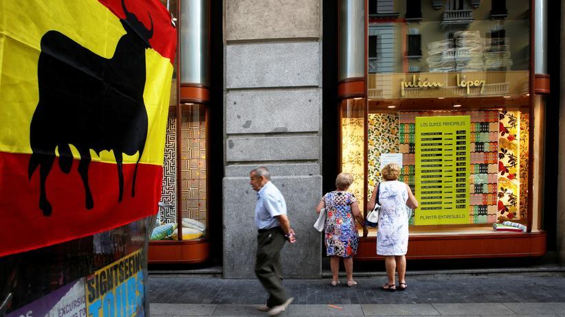 EU-Kommission: Spanien und Portugal müssen keine Strafe zahlen.