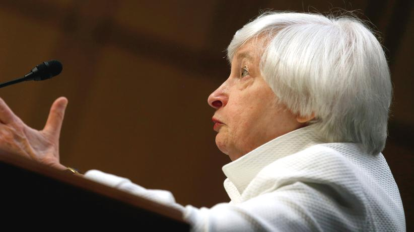 Janet Yellen US-Notenbank