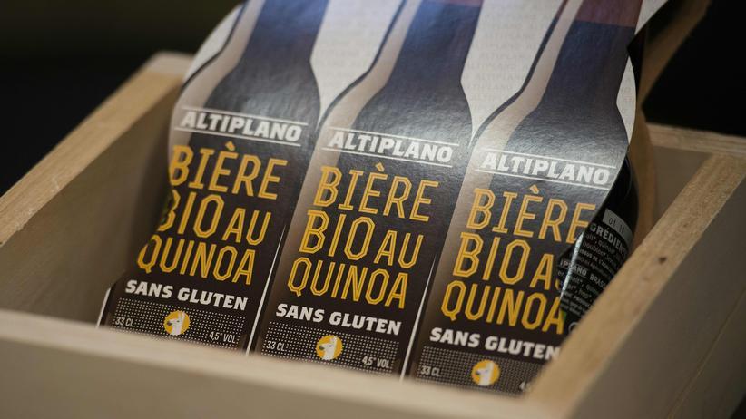 Quinoa-Bier aus Frankreich