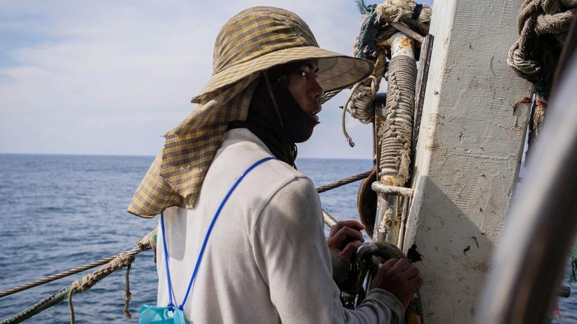 Südchinesisches Meer: Fischen im Niemandsland