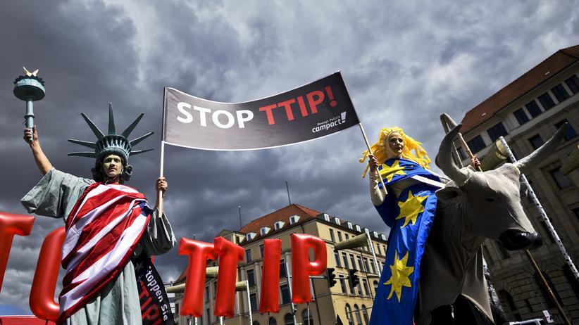 TTIP: Abschied tut weh