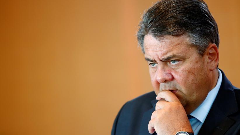 TTIP: Wirtschaftsminister und Vizekanzler Sigmar Gabriel