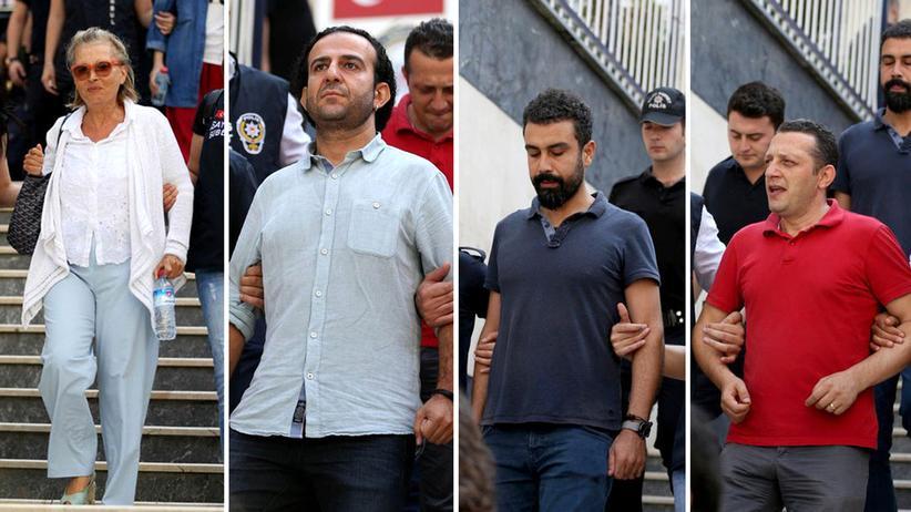 Türkei: Die schmutzige Säuberung
