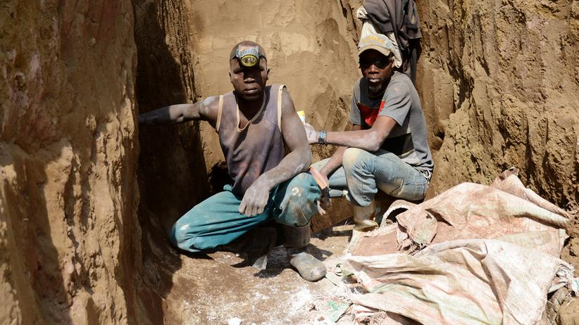 Nachhaltigkeit: Coltan-Abbau in der Demokratischen Republik Kongo