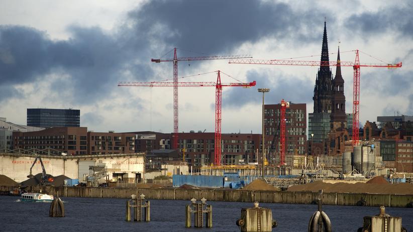 Baurecht: In Städten wie Hamburg nutzen reiche Bürger das Baurecht, um ärmere Menschen auszuschließen.