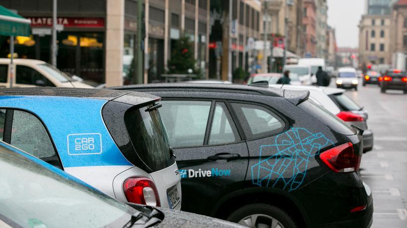 Carsharing: Teile und verliere