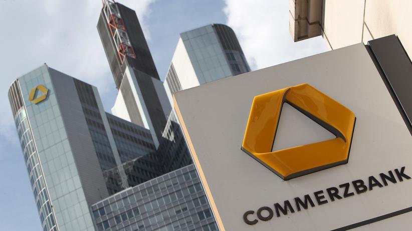 Stellenabbau: Commerzbank streicht 9.600 Stellen bis 2020