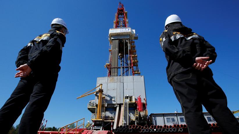 Ölpreis Bohrturm Russland Opec