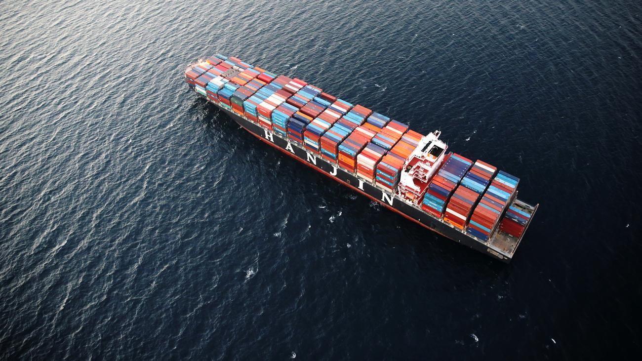 S 252 Dkorea Insolvente Reederei Hanjin Braucht